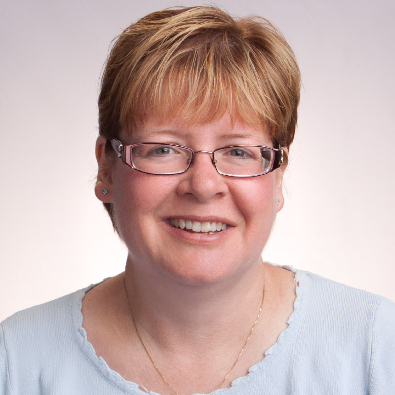 Chief Operating Officer Sharon Marble